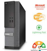 Dell Optiplex 3020 i5-4570 Quad Core 3.2Ghz Win 10 Custom Build Computer SFF
