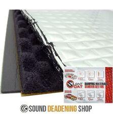 Silent Coat Starter Set Car Deadening Vibration Sound Proofing Damping Mat