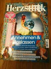 Zeitschrift Herzstück Ausgabe 1 = Januar/Februar 2021 komplett mit Kalender