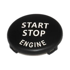 Start Stop Engine Button Switch Black Cover For BMW 3 5 Series E90 E84 X1 X3 X6