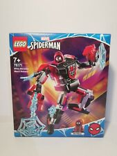 Lego Spiderman into the Spiderverse Miles Morales Mech Armour Set 76171/BNISB.