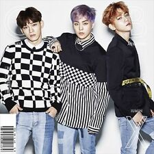EXO-CBX Japan Debut Mini Album [GIRLS] (CD only) EXO-L JAPAN Limited Edition