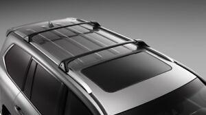 LEXUS GENUINE Roof Racks / Cross Bar Set LX570 / LX450d from 09/2015 on
