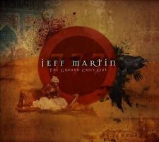 JEFF MARTIN (THE TEA PARTY)/JEFF MARTIN 777 - THE GROUND CRIES OUT [DIGIPAK] * (