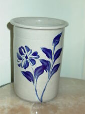 Williamsburg Pottery Stoneware Crock