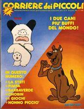 CORRIERE DEI PICCOLI- ANNO 1983- N. 35- CON INSERTO