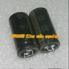 75V 1500UF Filter Electrolytic capacitor Automotive electronics Audio part