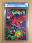 1992 MCFARLANE SPAWN #1 CGC 9.8 Todd McFarlane First appearance of Spawn