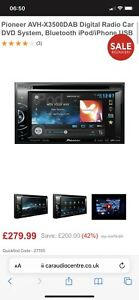Pioneer Car Dvd Player Double Din