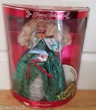 1995 Special Edition Happy Holidays Barbie Doll Mattel