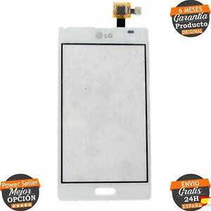 Tactile Numériseur LG Optimus L7 P700 Blanc Original Utilisé