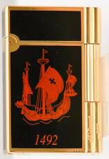 ST.DUPONT COLOMBUS GATSBY LIGHTER LIMITED EDITION BNIB, HARD TO FIND NEVER FIRED
