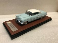 1956 Cadillac Coupe deVille 1/43 GLM resin n Neo Brooklin Sonic blue/White Ltd