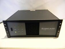 Crest Audio CKi 1600v Professional Power Amplifier 1600 W 2 Ch w/ Nx CobraNet