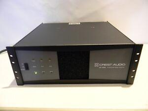Crest Audio CKi 1600v Professional Power Amplifier 1600 W 2 Ch w/ Nx CobraNet