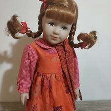 A rare doll named Toni by Kathe Kruse. Old issue