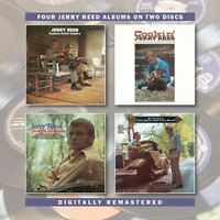 Jerry Reed - Jerry Reed Explores Guitar Country / Cookin / Georgia Sunshine / Me