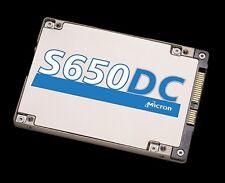 Micron S650DC 3.2TB 3200GB SSD 12Gbps SAS 200,000 IOPS 10 DWPD