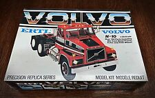 Rare New In Sealed Package ERTL Volvo N-10 Model Kit - 1:24 Scale