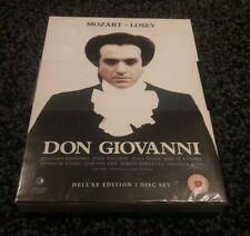 Don Giovanni - Deluxe Edition 3 disc set - DVD, 1979 - New and Sealed