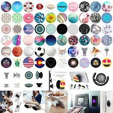 PopSockets Pop Socket Holder + Clip Expanding Stand and Grip for Phone Tablets