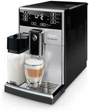 PHILIPS Saeco Kaffeevollautomat SM3054/10 Pico Baristo Milchaufschäumer silber