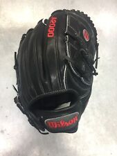 "2019 Wilson A2000 B125 Baseball Pitcher Glove 12.5"" WTA20RB19B125 Black Infield"