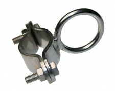 Stainless Steel Ring with Clamp Stainless Steel A2 22-30mm Arbo-inox