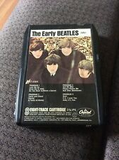 BEATLES VINTAGE 8 TRACK TAPE. THE EARLY BEATLES #2309