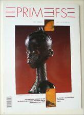 ART TRIBAL AFRIQUE ESQUIMAU - REVUE PRIMITIFS N° 2 1991