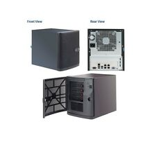 *NEW* SuperMicro CSE-721TQ-250B Mini Tower Chassis