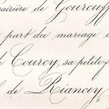 Marguerite Potier De Courcy 1869 Emmanuel De Riancey
