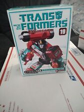 G1 Transformers reissue TFC 19 Perceptor Mib bookstyle Takara