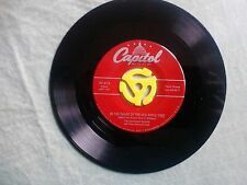 Pop 45 The Sportsmen Quartet Down In The Shade Old Apple Tree/ Red Rose Tag EX