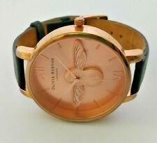 Ladies Olivia Burton Bee Large Dial Rose Gold Watch