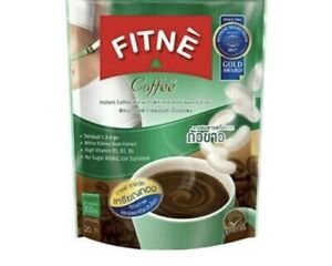 Coffee Weight Loss White Kidney Bean Extract Fitne Instant Mix Powder
