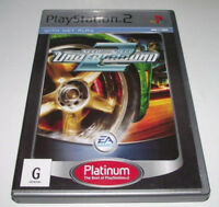 Need for Speed Underground 2 PS2 (Platinum) PAL *Complete*