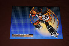 Transformers G1 Unicron custom box art poster art print 80's movie toy planet