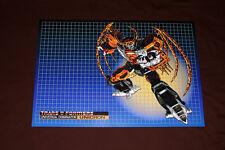 Transformers G1 Unicron custom box art poster art print 80's movie toy planet