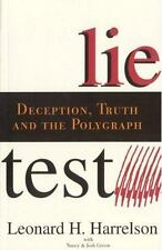 Lietest: Deception, Truth & the Polygraph-ExLibrary