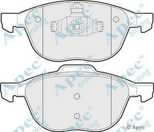 Apec PAD1415 Front Brake Pads Ford Focus MK2/C-Max/Kuga/Volvo & Mazda 3/5 Models