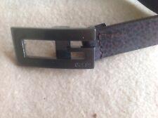 Guess ladies belt