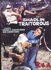 Shaolin Traitorous-Hong Kong RARE Kung Fu Martial Arts Action