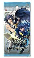 Fire Emblem Cipher Booster Pack Box Life and Death fate card From Japan