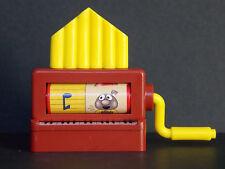 Jouet kinder Festival des notes orgue de barbarie S-31 France 2005 +BPZ