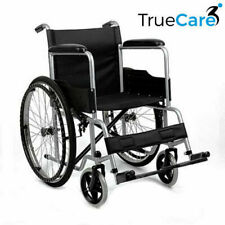 Folding Wheelchair Self Propelled Lightweight | Easy to use with Parking Break