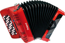 Roland Fr1xb-rd Compact Digital Button Accordion With Speakers