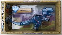StikBot Mega Dino Carnotaurus - Blue -Brand New & Sealed