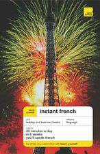 Teach Yourself Instant French, (Book Only) (TY: La