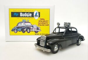 Wolseley 6/80 Police Car 1:43 scale by Budgie Diecast Models no. 246 MIB
